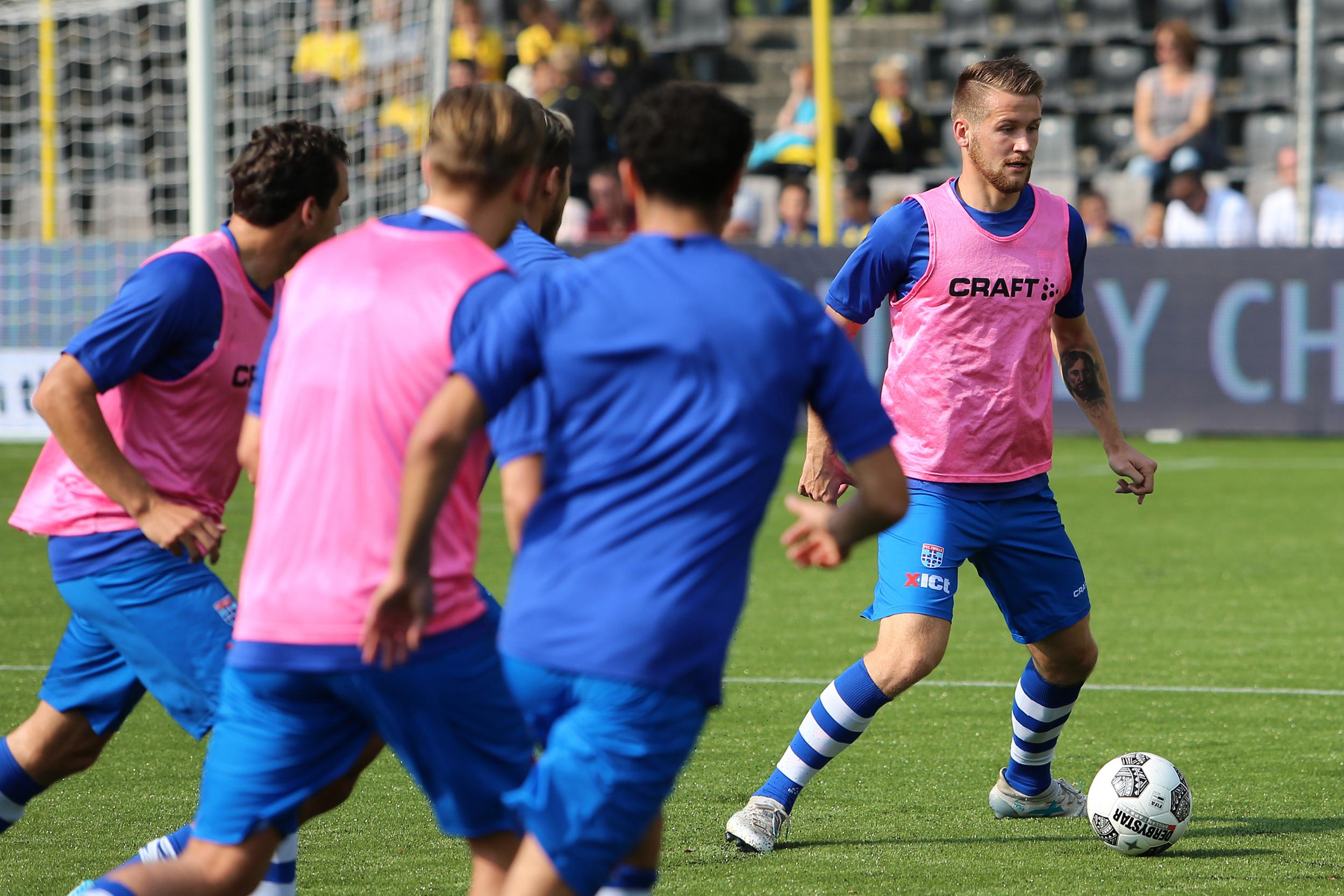 VVV Venlo - PEC Zwolle 1-1